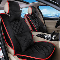 New Car Seat Covers Cotton Plush Car Mat Automotive Supplies Automotive Seat Cushion Sets, Winter Seat, Car Styling For All cars