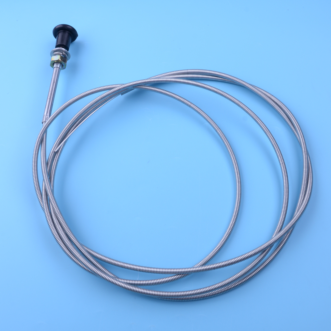 LETAOSK Silver Universal 8 FT. Carburetor Choke Cable 96 Inch Long For Tractor Mower 60122LETAOSK Silver Universal 8 FT. Carburetor Choke Cable 96 Inch Long For Tractor Mower 60122
