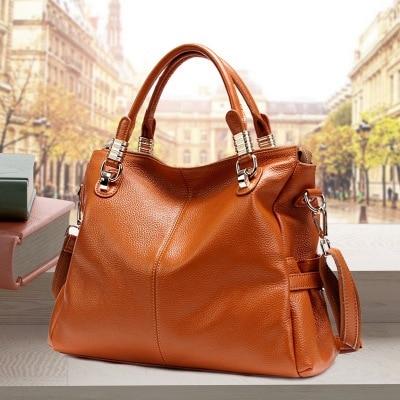 Genuine Leather Bag Female Luxury Handbags Women 2P0951 Best In The Market