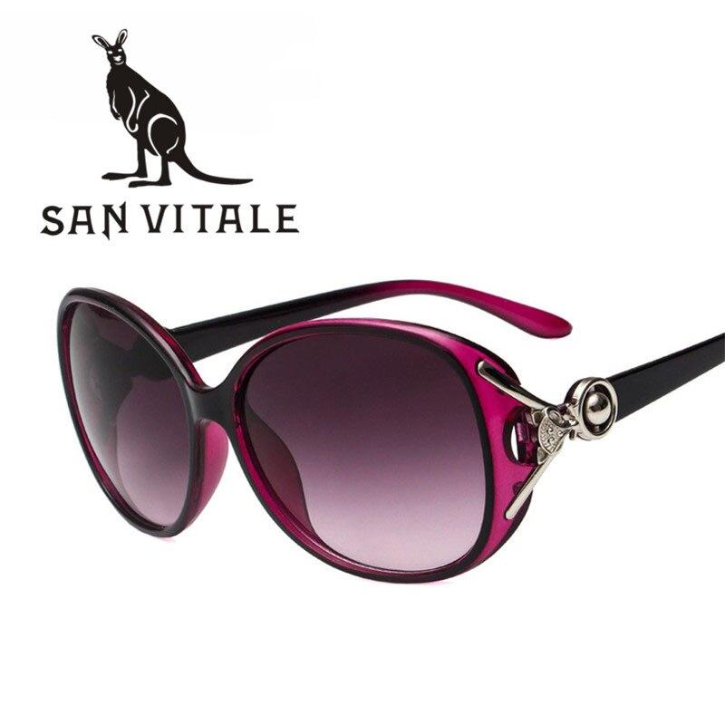 Gafas De Sol para las mujeres Bling Gafas De Sol Mujer marco grande ...