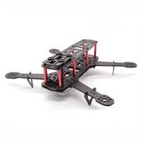 HSKRC QAV250 V3 250mm 휠베이스 5 Inch 3/4mm 암 프레임 키트 RC Drone FPV Racing 용 탄소 섬유