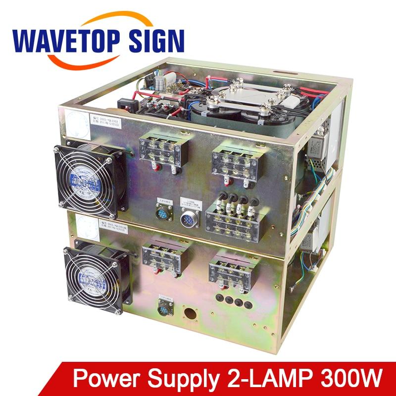 цена Laser welding machine dedicated power supply touch screen control input 3phase 380v two layer box 2 bulbs two yag lamp 300w