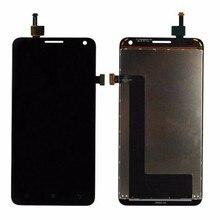 Купить 100% Тесты для Lenovo S580 ЖК-дисплей Дисплей с Сенсорный экран планшета Ассамблеи с рамкой черный