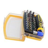 32 em 1 Conjuntos de Bits de Precisão Chave De Fenda Chave De Fenda para o Reparo de Eletrodomésticos