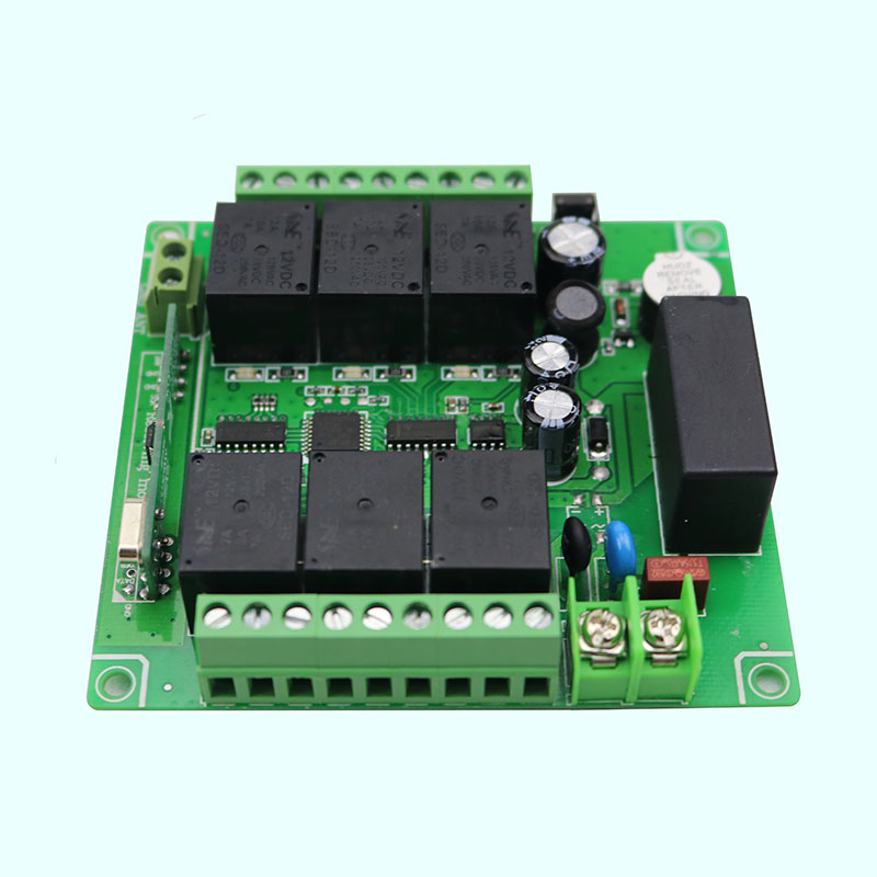 Long Distance 110V 220V 6CH Wireless Remote Control Switch 220V Relay Output Radio RF 30-300M Transmitter Receiver