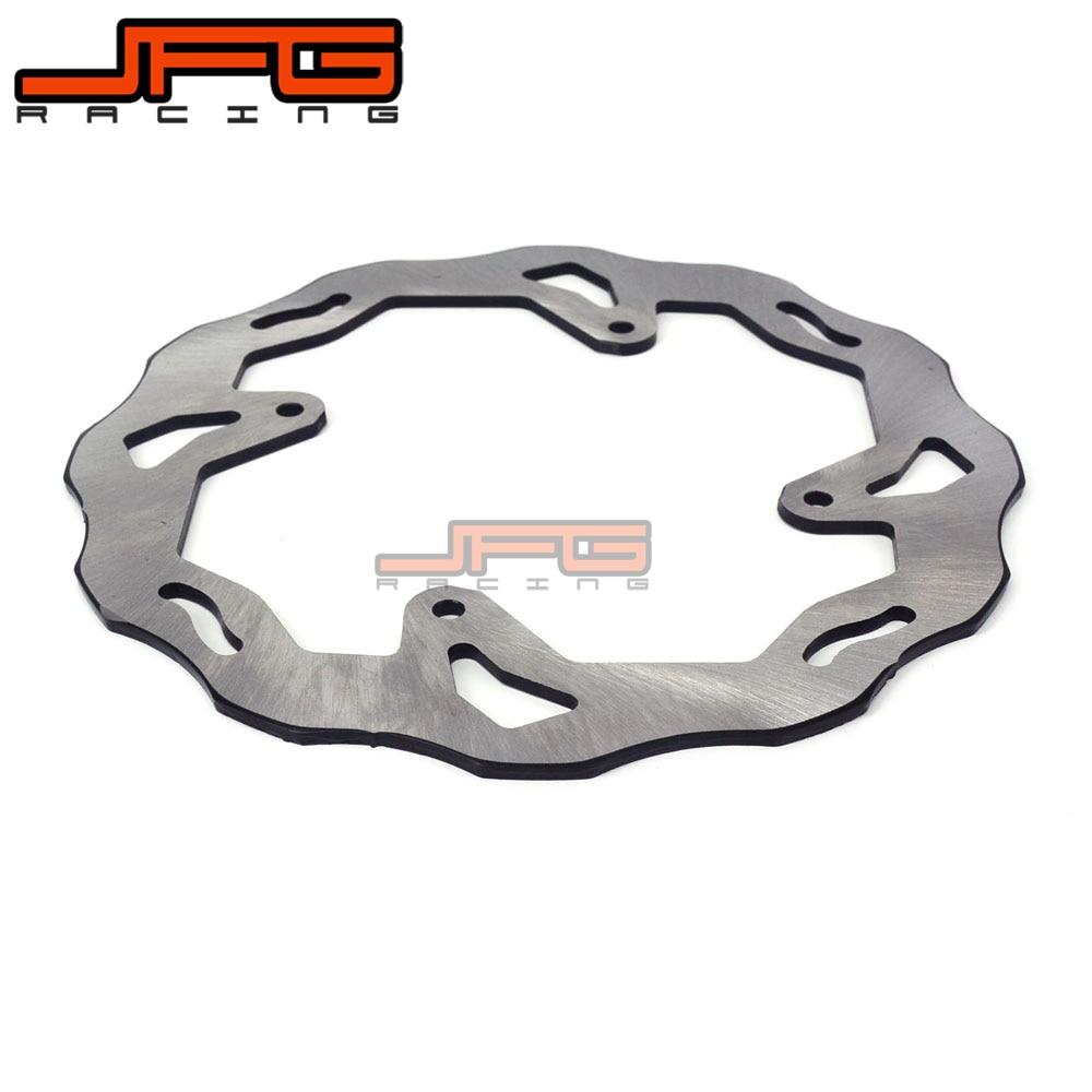 240MM Rear Brake Disc Rotor For HONDA CRE250F CRE250X CR125E CRF250 CRF250X CRF250R CR250E CRF450 CRF450X SUPERMOTARD