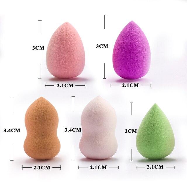 Wholesale Mini Makeup Soft Foundation puff Concealer 2