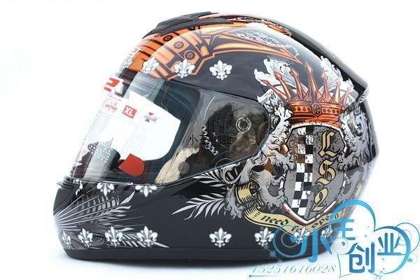 Freeshipping BCM001# BEON B-500 Classic Full Face Helmet Winter Helmet Racing Helmet International Version Motorcycle HelmetsN2