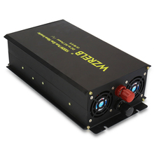 1000W Pure Sine Wave Inverter Solar System 24V 220V Car Power Inverter Generator DC to AC Converter Off Grid 12V/48V to 120/240V яблоко оникс мраморный 6 5х7 5 см