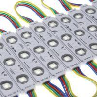 Envío Gratis  módulo de inyección led RGB 5050  3leds  módulo led de inyección RGB 12VDC 0 75 W RGB  2 años de garantía