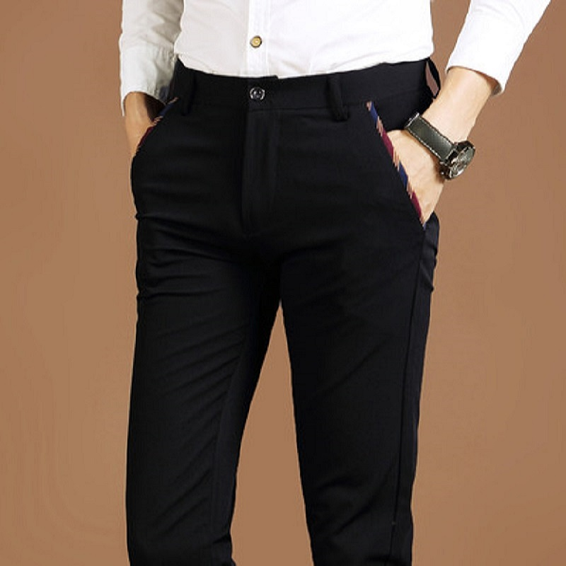 Online Buy Wholesale big men dress pants from China big men dress ...