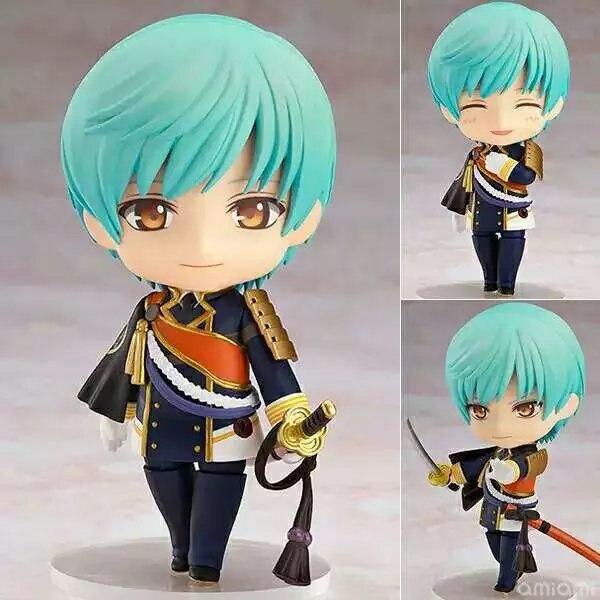 Touken Ranbu Ichigo Hitofuri PVC Action Figures Sword Art Online Nendoroid Anime Model Toys Touken Ranbu