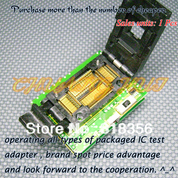 BM1150B Programmer Adapter PM-RTC005-366A IC51-0804-566 Adapter/IC SOCKET/IC Test Socket bm11120 programmer adapter pm rtc005 312b ic51 0804 566 adapter ic socket ic test socket