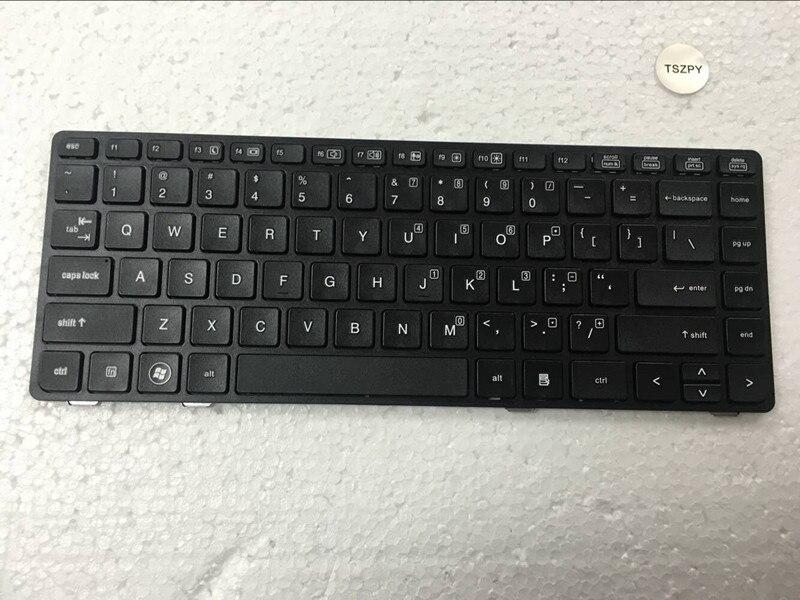 все цены на New Laptop Keyboard For HP EliteBook 8460 8460p 8460w 8470p 8470w ProBook 6460b 6465b with Frame No Point онлайн