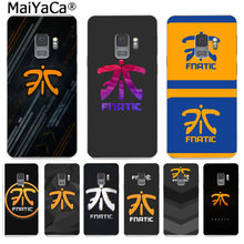 MaiYaCa LOL fnatic fnc For Phone Case For iPhone Soft TPU Cases for Samsung S9 S9 plus S5 S6 S6edge S6plus S7 S7edge S8 S8plus(China)