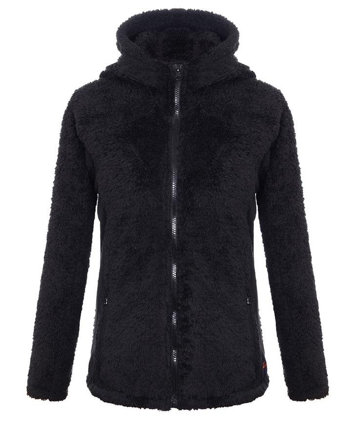 Professional Women monkeys fleece clothing  thick thermal outdoor jacket liner fleece outerwear jacket