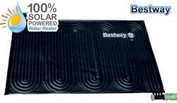 58423 Bestway 110x171 см солнечные грелки для бассейна 43x67in солнечные нагреватели для бассейна ABG совместимы с фильтром, увеличивающим рост 3 ~ 5 градус...