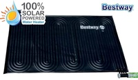 58423 Bestway 110x171cm Sun Powered Pool Heating Pad 43x67in Solar Heater For ABG Pool Compatible With Filter Increasing 3~5 Deg