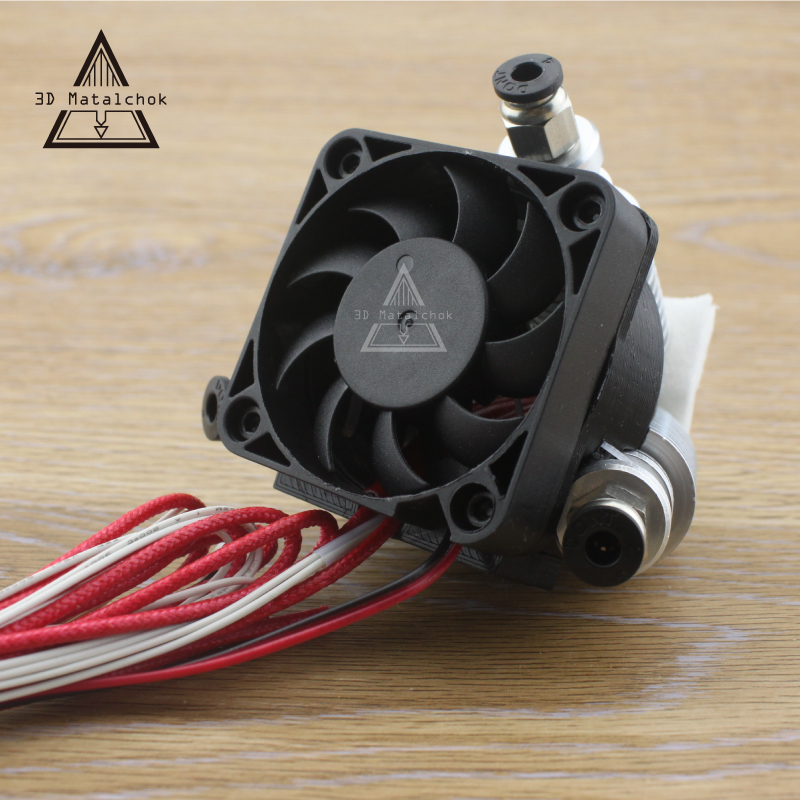 3d Printer Parts e Accessories hotend v6 dissipador de calor With : Rumba Board