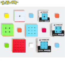 Neo Cube Mofang shengshou 2x2x2 3x3x3 4x4x4 5x5x5 Magic 4pcs/Set Cubing Classroom Speed Cubes Puzzles Toys For Boys
