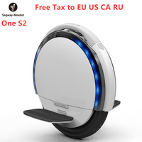 Original Ninebot One S2 Self Balancing Scooter Monowheel Smart Electric Scooter IP54 Equipped Dual batteries Hover Skate Board