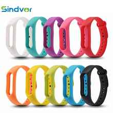 Mi band 2 Bracelet Pulseira Miband Strap Replacement Silicone Wriststrap for Xiaomi Mi2 Smart Wrist Band