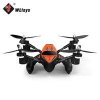 W Magazynie WLtoys Q353 Aeroamphibious Land Morze Tryb Powietrza 3 w 1 Wodoodporna Bezgłowy Tryb 2.4G LED RC Drone Quadcopter Zabawki Prezent RTF