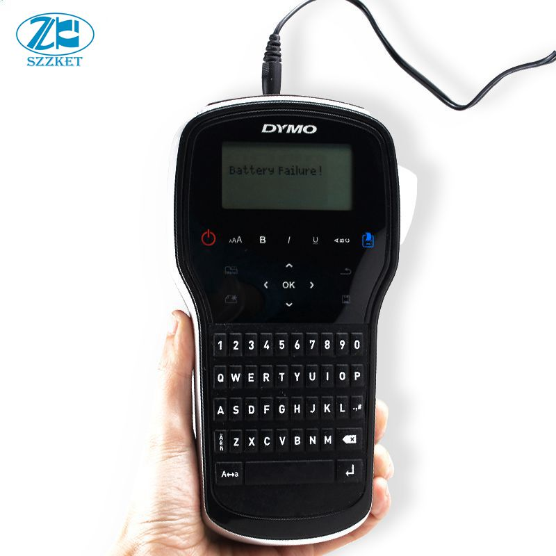 LM-280 Label machine Chinese English handheld portable label printer can be connected
