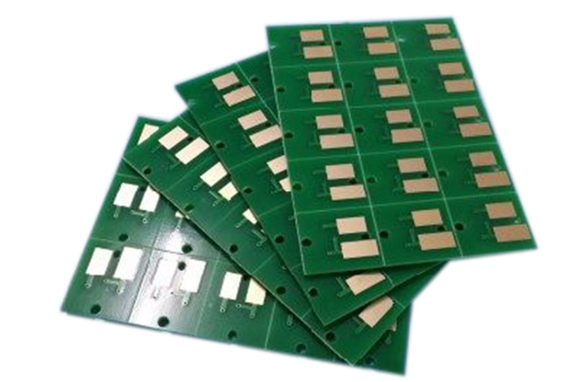 ФОТО One-time Chip for Mimaki JV33 BS3 Cartridge 4 colors CMYK