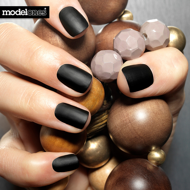 Modelones Hot Matte Top Coat UV Nail Gel Long Lasting Gel Polish ...
