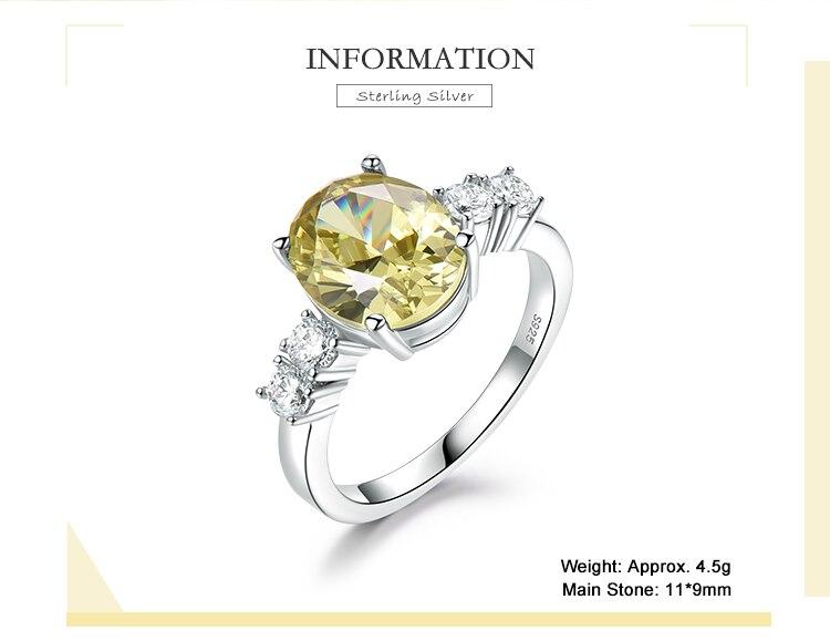 Honyy Apple Green 925 sterling silver earring for women RUJ093Z-1-app (2)