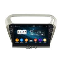 10.1 inch 4+32G Android 9.0 car multimedia Player for PEUGEOT 301 2013 2016 with GPS Wifi NO DVD