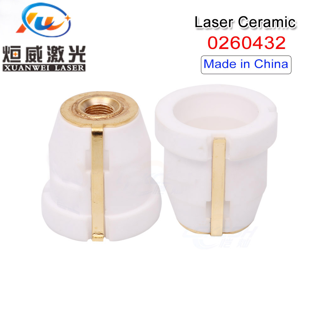 Laser Ceramic/Nozzle Holder China Made Factory Wholesale 0260432/260432 For Co2 Metal Laser Cutting Machines ConsumablesLaser Ceramic/Nozzle Holder China Made Factory Wholesale 0260432/260432 For Co2 Metal Laser Cutting Machines Consumables