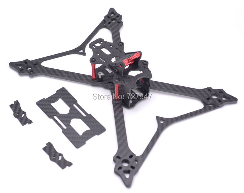 VX220 220mm upgrade VX210mm VX210 VX210-V2 VX 210 Full Carbon Fiber MINI Frame Quadcopter Mini Four Axis Multi FPV Racing Drone drone with camera rc plane qav 250 carbon frame f3 flight controller emax rs2205 2300kv motor fiber mini quadcopter