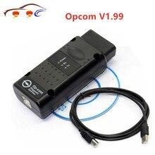 2019 OPCOM V1.59 V1.70 OP COM V1.78 OPCOM V1.95 V1.99 для Opel OBD2 OP-COM Интерфейс с PIC18F458 чип
