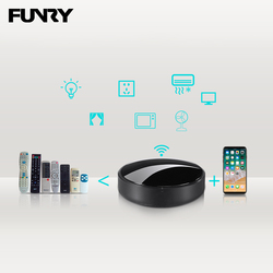 Original Funry RC mini Smart Switch WIFI Wireless Remote Control Switch RF433MHz/315MHz Smart Home Automation For iOS/Android