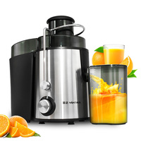 2018 Fruit Juicer Bottle stainless steelElectric Portable Mixer Bottle Juicer Cup Automatic Mini Fruit Juicer