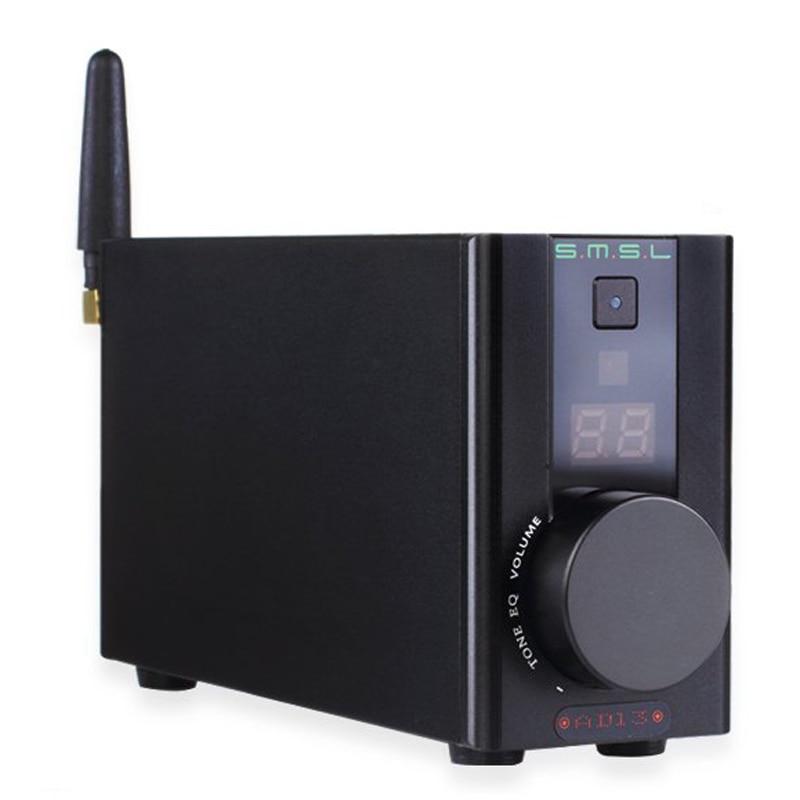 цена SMSL AD13 HIFI 30W*2 multi-function digital amplifier USB decoder