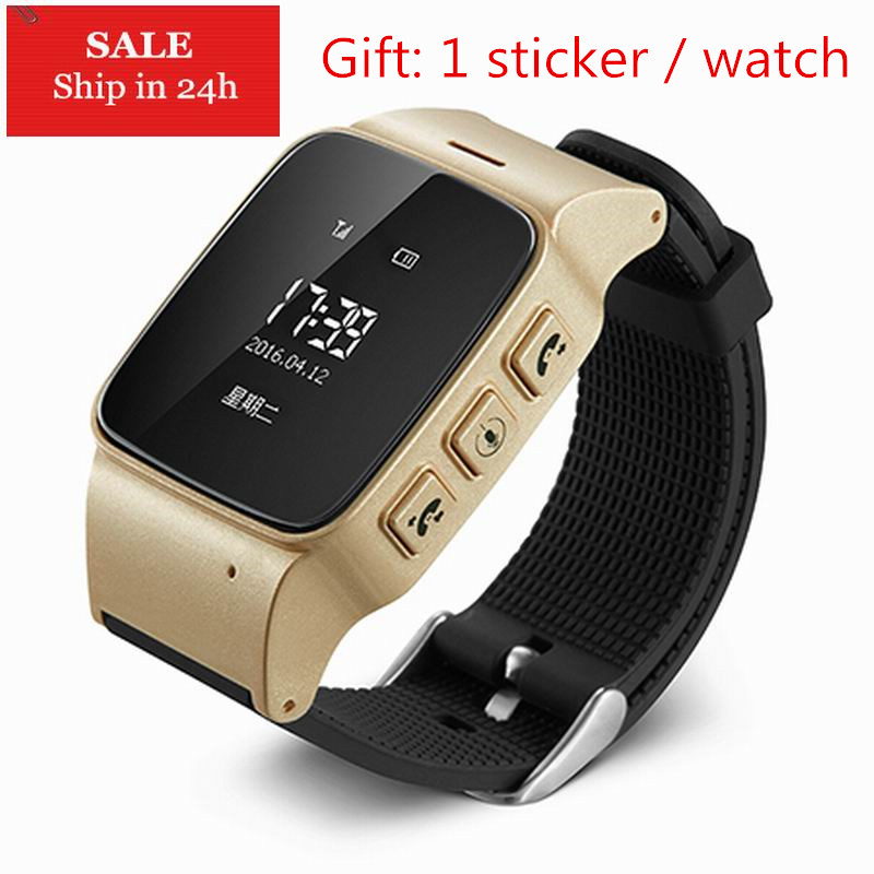 D99 Elderly kids Smart Watch D99 SOS Anti-lost Gps+Wifi Tracking  Old Men Women watch for iphone Android phones gw200s baby gps watch with wifi positioning 1 54 inch color touch screen sos tracker safe anti lost kids gps watch pk q50 q60