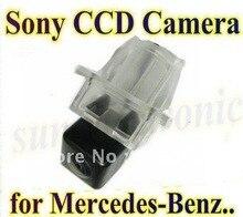 Sony ccd especial del coche de visión trasera inversa cámara de reserva de marcha atrás para Mercedes-Benz Ces CLASE CL CLASE W204 W212 W216 W221