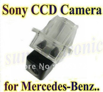 Sony CCD Special Car Rear View Reverse backup Camera reversing for Mercedes-Benz C E S CLASS CL CLASS W204 W212 W216 W221