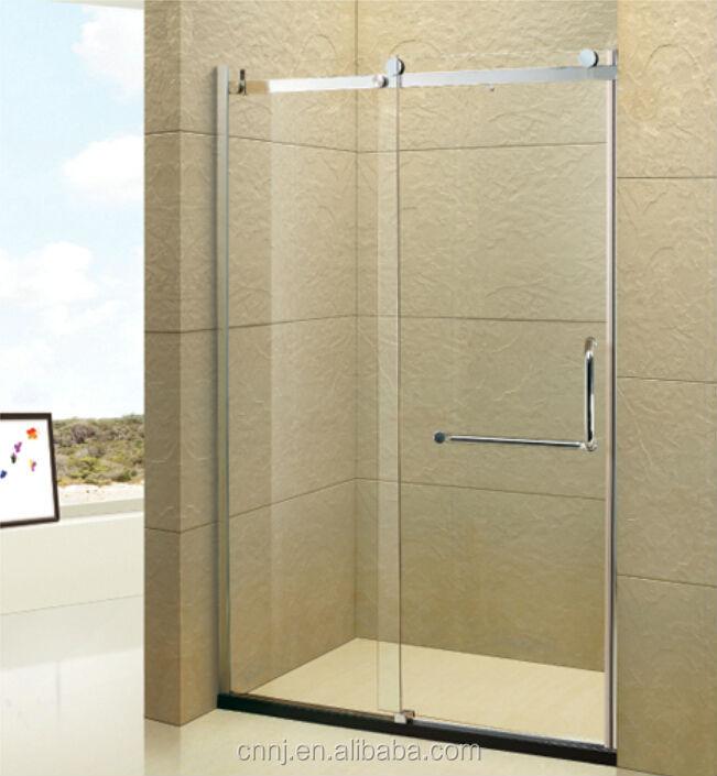 Simple glass shower door partition door frame shower door shower 1de door type shower door planetlyrics Gallery