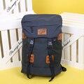 Mochila bolsa de gran capacidad de bolsa de viaje bolso de la computadora que los estudiantes varones