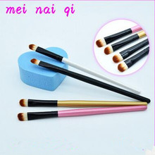 high quality makeup brushes eyeshadow professional Foundation Eyebrow Eyeliner Lip Facial Beauty Tool Multi-Function Colorful
