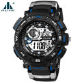 Luxury Brand ALIKE 50ATM Sport Fashion S Shock Watches Men Quartz Hours Digital Watch Military LED Wrist Watch Relogio Masculino