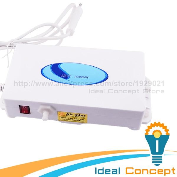 Ozone Generator Redox Corona Discharge Purifier Virus Bacteria 100mg/hr,200mg/hr corona discharge household 220v ozone generator fq 301 ozone water treatment 200 300mg h china