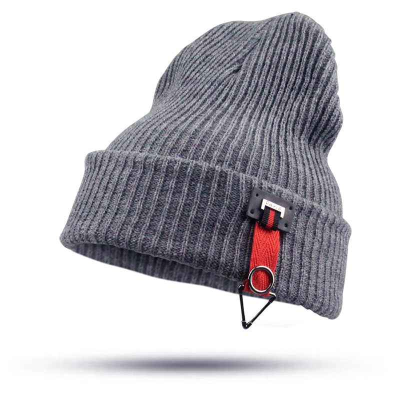 Beanie Red Willow Stickers Hat for Women Girls Boys Men Knitted Hats Female Black Autumn Winter Beanies Bonnet Skullies Caps fine three dimensional five star embroidery hat for women girls men boys knitted hats female autumn winter beanies skullies caps