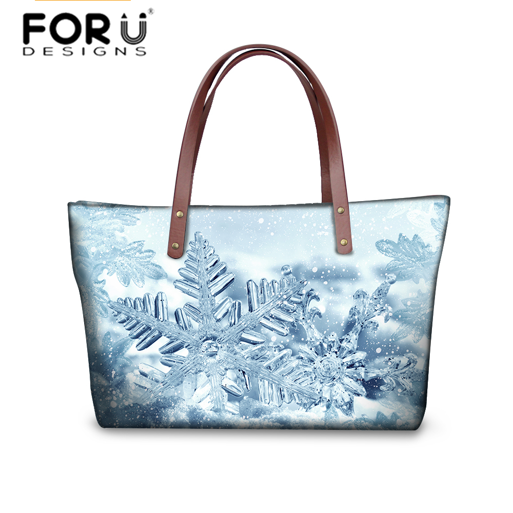 Aliexpress.com : Buy FORUDESIGNS Women Handbags 2018 Christmas ...