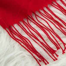 scarves for women thin shawls and wraps fashion solid female stoles pashmina cashmere scarf