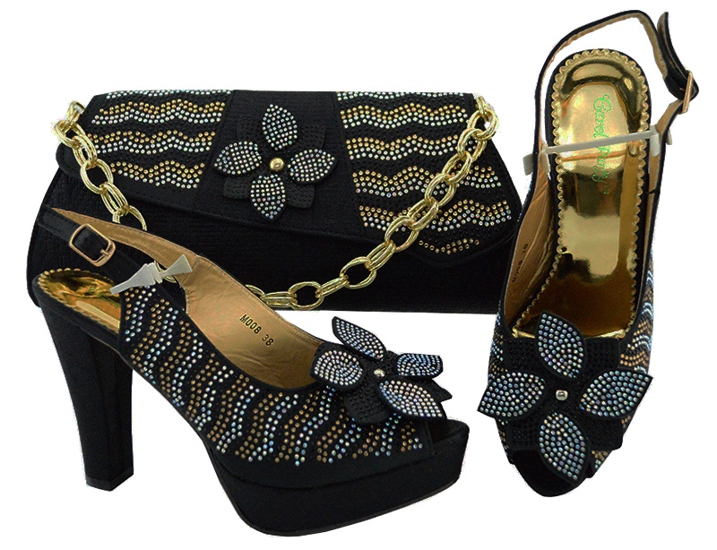 Nigeria style African Shoes and Bag Set forParty, High Heel Italian Shoes and Bag Set for lady party banking reforms and banks stability in nigeria 1986 2009